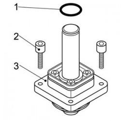 Acetona (USP, BP, Ph. Eur.) puro, grado farma PRS 1000ml (1 Litro)