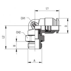 Accesorio Diafragma Kit NBR AVTA-10-15