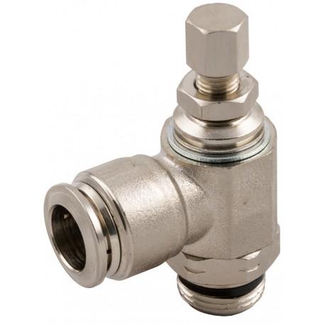 """Valvula de seguridad TOSACA roscada 1216 INOX CF3M/316L DN3/4x1""""BSP 2 Bar"""
