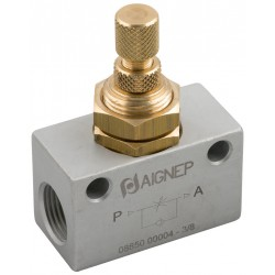 """Valvula de seguridad TOSACA roscada 1216 INOX CF3M/316L DN1/2x3/4"""" 10Bar"""