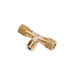 """Válvula de 3 vías con bola perforada en T de latón ART.F3T D.A. 2""""-50"""