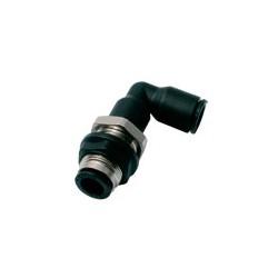 Racord Codo orientable Tipo L Tubo 10