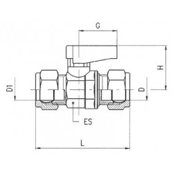 Cubeta Rectangular Forma Alargada 380mmx160mmx28mm