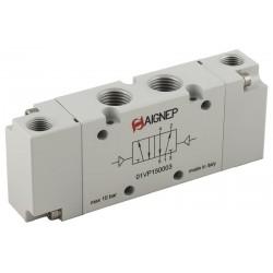 Conector V1-W-5M-PVC Acodado, con 5m cable
